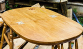 Combination Seat/Table