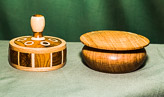 Lidded Boxes.