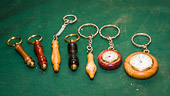 The Challenge - A Keyring